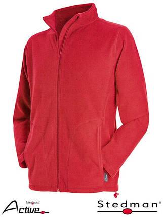 Флисова куртка для мужчин SST5030 SRE, фото 2
