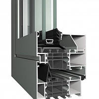 Алюминиевое окно Рейнарс  Masterline 8