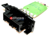 Сопротивление резистор вентилятора печки б.у., 6436A7,  55702407, Citroen Nemo, Peugeot Bipper, Fiat Fiorino 2