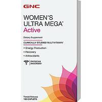 Купить витамины и минералы GNC Women's Ultra Mega Active, 180 tabl