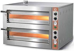 Печь подовая для пиццы эл. CUPPONE TIZIANO TZ430/2M