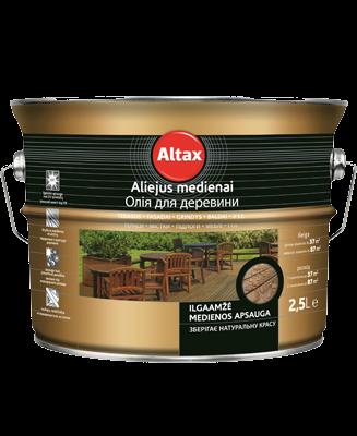 Altax 10л - олія для деревини