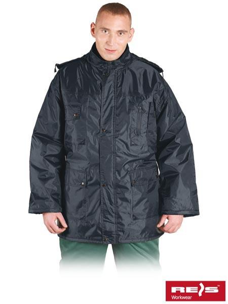 Куртка утеплённая, удлинённая SYBERIA G