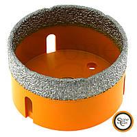 Алмазное сверло d 70 mm вакуумного спекания М14