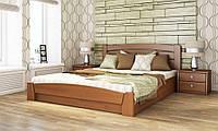 Кровать двуспальная Селена Аури с нишей для белья