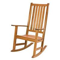 Классическое Деревянное кресло качалка  из красного дереваCornis