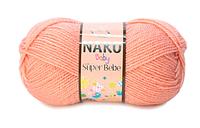 Nako Baby Super Bebe лососевый № 2525