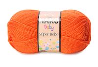 Nako Baby Super Bebe оранжевый № 10374