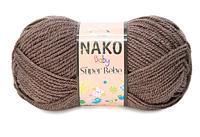 Nako Baby Super Bebe светло-коричневый № 11218