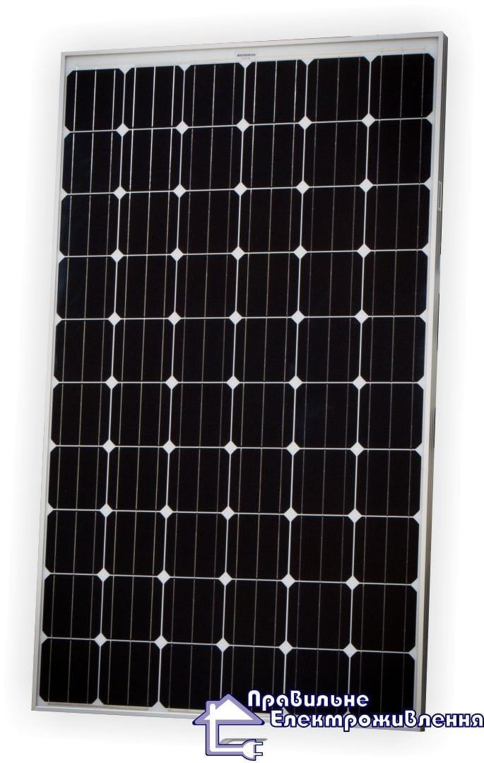 Сонячна батарея Sharp NU RC290, 290 Вт, Монокристалл