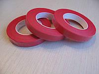 Тейп лента красная (флористическая лента) 12 мм