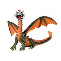 Фигурка Дракон оранжевый Bullyland (75595)