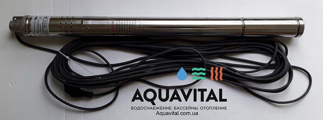 Скважинный насос VOLKS pumpe 2QGD 1–48–0.25 (кабель 15 м)