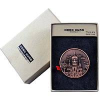 USB зажигалка Монета (4362)