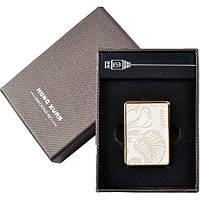 USB зажигалка подарочная (4360)