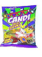 Желейные конфеты-черви Candi 200гр. (Польша)
