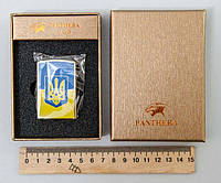 "USB зажигалка ""Panthera"" Украина (4547)"