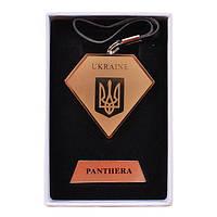 "USB Зажигалка ""Panthera"" Украина (4345)"