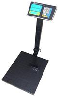 Весы товарные электронные ВПЕ-Центровес-405-300ДВ-ВЗ до 300 кг, точность 50 г