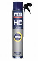 """Пена монтажная бытовая ТМ """"TYTAN"""" HD (многократного использования) - 750 мл."""