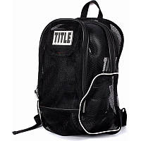 Спортивный рюкзак TITLE Boxing Mesh Equipment Back Pack