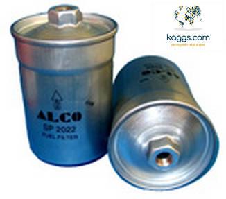 Фильтр очистки топлива Alco sp2022 для ALFA ROMEO, CITROEN, FIAT, JAGUAR, LANCIA, PEUGEOT, SAAB, VOLVO, VW.