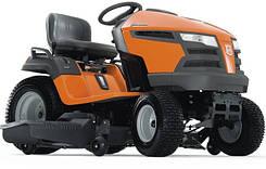 Тракторы – газонокосилки и райдеры Husqvarna, McCulloch