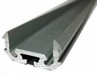 Профиль для LED ленты (2м) универсальный (17,9х9мм) алюминий анодированный (паз под крепление)