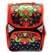 Рюкзак детский ортопедический Цветы