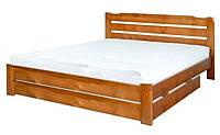 Кровать деревянная классика Мери-4 ТеМП 80×190