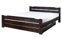 Кровать деревянная Никко-3 ТеМП 80×190