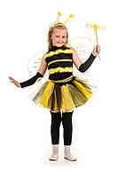 Детский костюм Пчелка Мия, рост 100-135 см