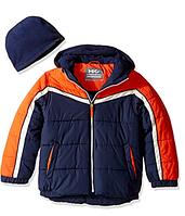 Куртка в комплекте с шапкой Hawke & Co для мальчика 2 года