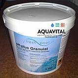 Химия для бассейна Chemoform | pH плюс в гранулах (5 кг), фото 6