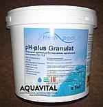 Химия для бассейна Chemoform | pH плюс в гранулах (5 кг), фото 8