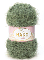 Nako Paris хаки № 45
