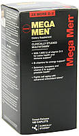 Витамины и минералы для мужчин Mega Men GNC 180 caps