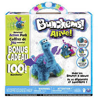 Конструктор Bunchems Alive motorized action pack 400+ Spin Master, фото 1