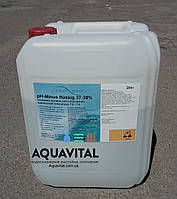 Химия для бассейна FreshPool | средство для снижения уровня pH жидкий (20 л)