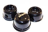Фарфоровые ретро розетки и выключатели Artlight