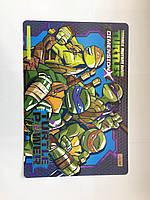 """491180 Подложка для стола детская """"Ninja Turtles"""""""
