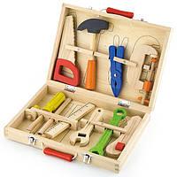 Набор игрушечных инструментов Viga toys 10 шт. (50387)