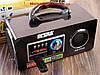 Портативная MP3 Колонка OPERA-7713. USB AUX SD FM Опера 7713