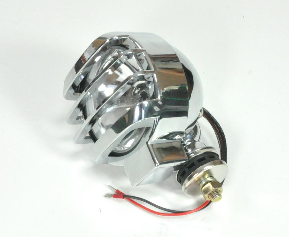 Поисковый прожектор, ксенон LS6011 + крышка Китай (хром)