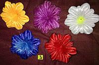Пресс искусственные цветы №3