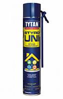 """Клей-пена для теплоизоляции ТМ """"TYTAN"""" STYRO UNI - 750 мл."""