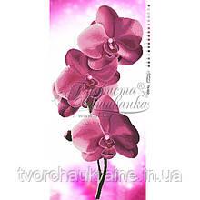 Бисерная заготовка для вышивки схемы-картины Орхидеи