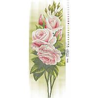 Бисерная заготовка для вышивки схемы-картины Свежие розы