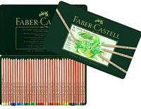 Пастельные карандаши PITT 36 цв. Faber Castell  металл. коробка  112136