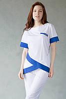 Блуза медицинская Дарья